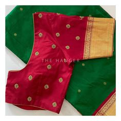 Pattu Saree Blouse Designs, Half Saree Designs, Kanjivaram Sarees Silk, Soft Silk Sarees, Magam Work Blouses, Zardosi Embroidery, Maggam Work Designs, Short Hair Styles Easy, Blouse Models