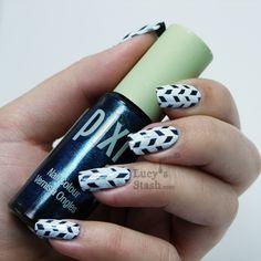 Lucy's Stash - Jonqal nail art