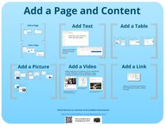 SharePoint Lesson #52 for Starters with #SP2013: Some basics like: Create a Page and add some content like text, tables, images, and videos.