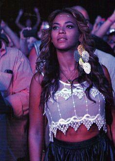 I sometimes wish I was Beyoncé