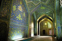 Beautiful Mosque by Daniel Sin