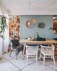 Gemütliches Esszimmer mit skandinavischem Landhaus-Flair | #connox #beunique
