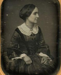 Plaid, velvet, and lace. Always a winning combination! Historical Costume, Historical Clothing, Historical Photos, Antique Photos, Vintage Photographs, Vintage Photos, Louis Daguerre, Old Pictures, Old Photos