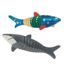 Shop for Flexible Wooden Shark Craft Kit (makes at S&S Worldwide. Kids go wild over this wiggling shark! Kids are wild about sharks, and this one even wiggles! The notched wood creates a realistic swimming motion. x Paint and brushes included. Vbs Themes, Ocean Themes, Flexible Wood, Shark Craft, Origami, Craft Kits For Kids, Craft Ideas, Fun Arts And Crafts, Kids Crafts