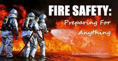 Fire Safety - Prepar