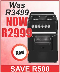 HUGE SAVINGS ON OUR FERRE STOVES! See our website for heart-warming bargains. Ferre is a trusting brand, and new in South Africa. www.appliancewarehouse.co.za, or phone Mariette - 012 003 1005/0822807628 for more info. Stoves, Display Boxes, Warehouse, South Africa, Household, Kitchen Appliances, Website, Phone, Heart