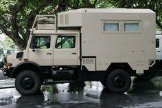 Unimog ARMADILLO Specialty Vehicles Ltd.
