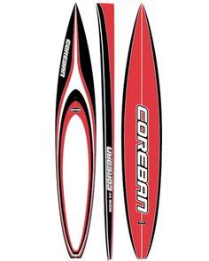 14' coreban sigma edge standup paddleboard