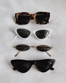 Uploaded by Vogue. Find images and videos about girl, fashion and style on We Heart It - the app to get lost in what you love. Sunglasses For Your Face Shape, Cute Sunglasses, Trending Sunglasses, Sunnies, Spring Sunglasses, Drawing Sunglasses, Festival Sunglasses, Heart Sunglasses, Fashion Moda