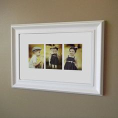 Easy to frame collage templates from Independent Photo Imagers - www.ipiphoto.com for the retailer closest to you