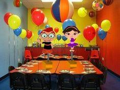 Little Einsteins Little Einstein Birthday Party Centerpiece