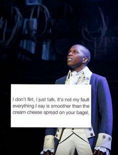 Pardon me, are you Aaron Burr, Sir?>>>> Well that depends who's asking?>>>>Sure, sir Theatre Geek, Musical Theatre, Theater, Hamilton Lin Manuel Miranda, Aaron Burr, Hamilton Musical, Out Of Touch, What Is Your Name, Alexander Hamilton