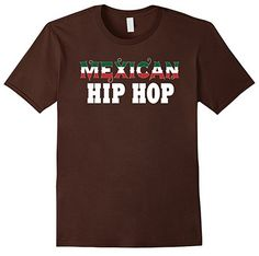 Do you love Mexican Hip Hop? Show support for the music and culture!   Available in men, women, and youth sizes.  #Mexico #Mexican #Mexicano #Latin #Latina #Latino #vivamexico #hiphop #rap #music #culture #spanishamerica #spanish #musica #español