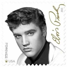 2015 Elvis Stamp August 12 July 15 Presley Stamps Graceland