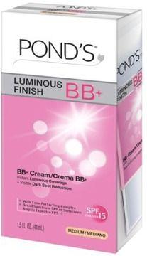 Free Sample of Pond's Luminous Finish BB+ Cream