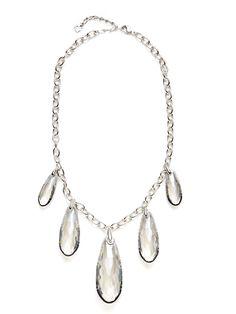 Crystal Perfection Necklace by Swarovski Jewelry
