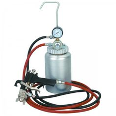 Portable Torch Kit with Oxygen and Acetylene Tanks Popular Woodworking, Woodworking Wood, Trailer Light Wiring, Paint Sprayer Reviews, Spark Light, Airbrush Supplies, Harbor Freight Tools, Outside Paint, Metal Working Tools