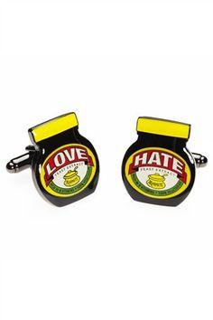 Marmite® Cufflinks