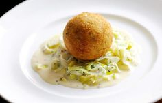 Dominic Chapman shares his smoked haddock fish cakes recipe. Haddock is not the only fish in these fish cakes, however, as salmon and cod also make an appearance