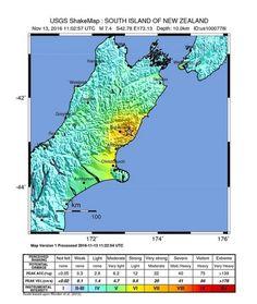Tsunami landa New Zealand susulan gempa 7.4 magnitud   Gempa bumi 7.4 magnitud menggegarkan bahagian tengah New Zealand hari ini mencetuskan tsunami di kawasan pantai timur laut Pulau Selatan kata Pusat Kajian Geologi Amerika Syarikat (AS).  Sehubungan itu Jabatan Pertahanan Awam New Zealand mengarahkan orang ramai yang tinggal di sepanjang pantai timur seluruh negara agar berpindah ke kawasan yang lebih tinggi.  Tsunami landa New Zealand susulan gempa 7.4 magnitud  Seorang ahli seismologi…