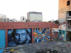 RONE New Murals und Brisbane