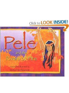 This is a great book for kindergarten. It teaches kindergarteners a traditional story of the Hawaiian culture. It also teaches them about the physical feature of volcanoes that are present in Hawaii. Through the simple but interesting narrative and colorful illustrations, students' attention is captured as they learn about another culture. The teacher could also compare what they learn about Hawaii in this book to the area that they live.