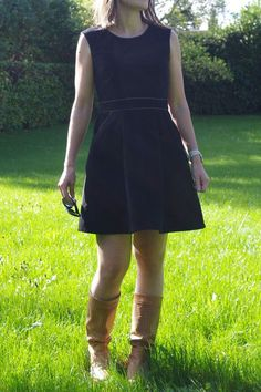 Ivanne.S | Ma robe d'automne…