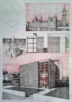 Architectural Drawing Design Subiecte – Page 2 – Vlad Bucur Architecture Presentation Board, Concept Architecture, Architecture Drawings, Architecture Design, Architect Sketchbook, Person Drawing, Schematic Design, Conceptual Drawing, Building Drawing