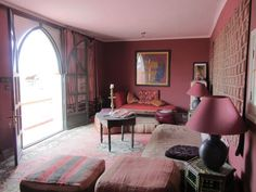 Marrakech Real Estate opportunity : Cool and funky 156m2 designer riad (Morocco, Marruecos, Maroc)