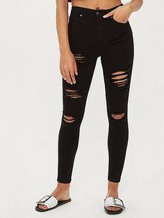 Topshop Orange Tapered Pantalon Jeggings Leggings Jeans UK 12 Euro 40 US 8 Bnwt