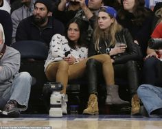 'Close friendship' of Cara Delevingne and Michelle Rodriguez raises usual paradoxical interest among men