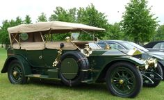 1912 Tourer by A. Mulliner (chassis 2092)