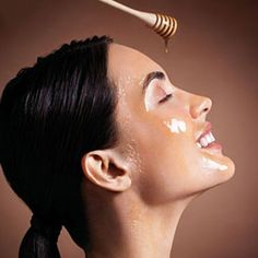 Simple Way To Get Clearer Skin / Honey is amazing for skin, it is believed to help fight aging and it restores a soft, youthful, blemish-free look to skin. Look for skincare items that contain honey like Comvita products or simply apply natural honey as a face mask and then rinse with warm water.