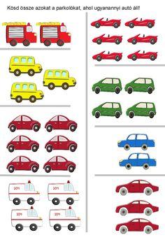 Kreatív őszi ötletek gyerekeknek | Játsszunk együtt! Education Positive, Road Transport, Play To Learn, Kindergarten Worksheets, Baby Play, Activities For Kids, Transportation, Preschool, Learning