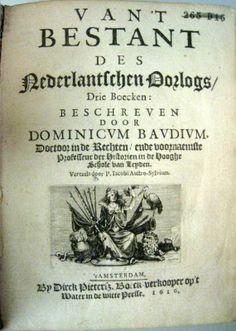Op 9 april 1609 werd een bestand gesloten, zodat de Tachtigjarige Oorlog 12 jaar kwam stil te liggen.