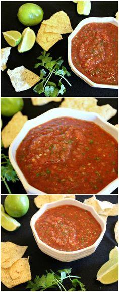 salsas on Pinterest | Salsa, Chile and Recetas
