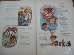 Mateřídouška Tanečnice,1949, ilustrace Kubašta (5273396190) - Aukro - největší obchodní portál