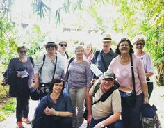 Thank to this wonderful group from Germany for making our day even more special! Love you all 😍😘 🔹🔹🔹 #travel #vacation #holiday #wayanad #kerala #india #keralatourism #tour #bucketlist #holidaydestination
