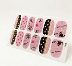 Find More Stickers & Decals Information about 2016 Pink Waterproof Nail Foil Stickers Template Nails Wrap Art Decoration Stickers Accessories 12pc/sheet Free,High Quality sticker kit,China sticker cheap Suppliers, Cheap stickers scratch from IKK care you care on Aliexpress.com