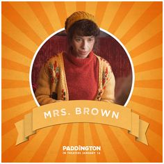 From naming Paddington to giving him a home, we love Mrs. Brown for everything she does. Ours Paddington, Harry Birthday, Sally, Movies And Tv Shows, Movie Tv, Birthday Ideas, Bond, Novels, Instagram Posts