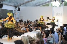 Get the Look: UNITE at Mercedes Benz Miami Fashion Week Swim 2015 - MIKOH