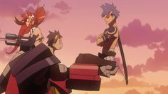Tengen Toppa Gurren Lagann | 30 Animes That Are Perfect For Binge-Watching And Definitely Not For Kids