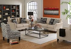 American Signature Furniture - Union Square Upholstery Collection-Sofa $399.99