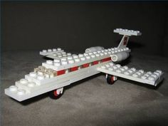 How to Build an Airplane Out of Legos thumbnail