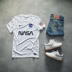 Anyone know where I can find Nike x NASA jersey? Sure I saw it on here? : streetwear