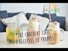 Blog Mode & DIY - Youmakefashion.fr - Margot: THÉ CAFÉ CHOCOLAT : 3 RECETTES DE FRAPPÉS POUR L'ÉTÉ