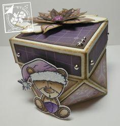 Joy!crafts: Doosje en tutorial...