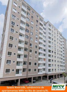 O Spazio Riverside é um condomínio fechado  no Rio de Janeiro/RJ. São apartamentos de 2 quartos com e sem suíte e 3 quartos com suíte, sendo todos com sala para dois ambientes, cozinha americana, varanda e vaga de garagem. Atendimento online 24h. Consulte valores e formas de financiamento. Por aqui, você poderá até agendar uma visita ao local. Acesse: http://imoveis.mrv.com.br/?fbx=1.