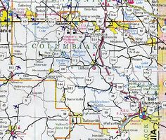 Columbiana County Map Columbiana County Ohio My Home And Yours