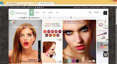 Nuevo diseño de nuestra pagina web. www.spontanea.co
